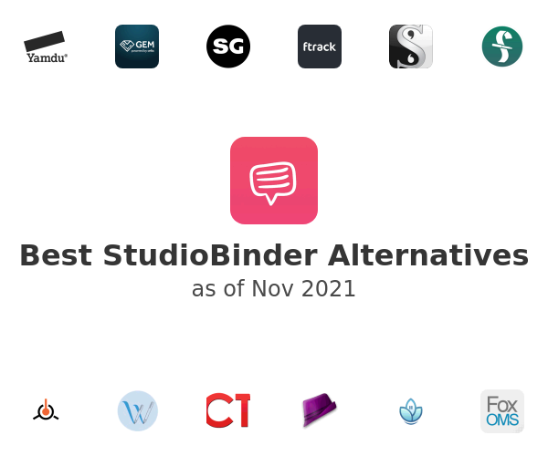 Best StudioBinder Alternatives