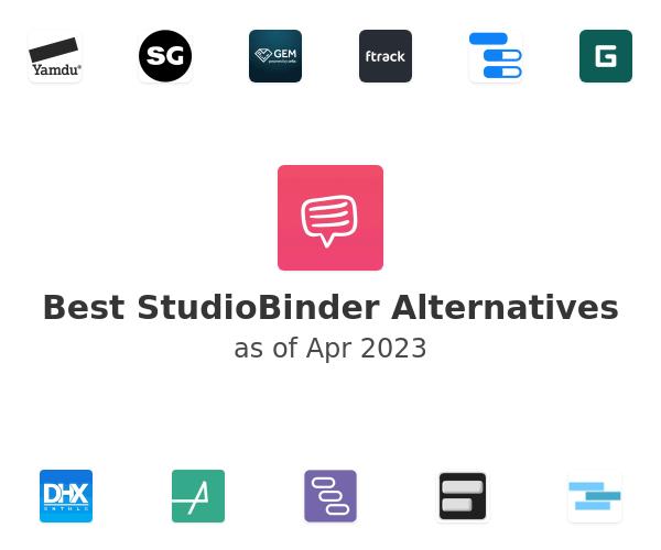 Best StudioBinder Alternatives