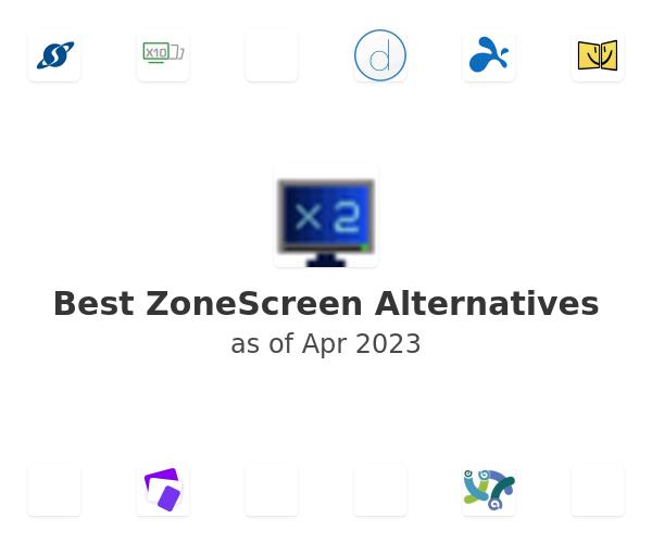 Best ZoneScreen Alternatives