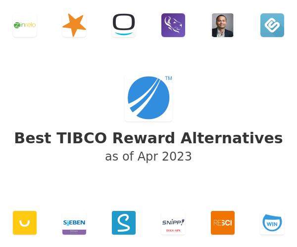 Best TIBCO Reward Alternatives