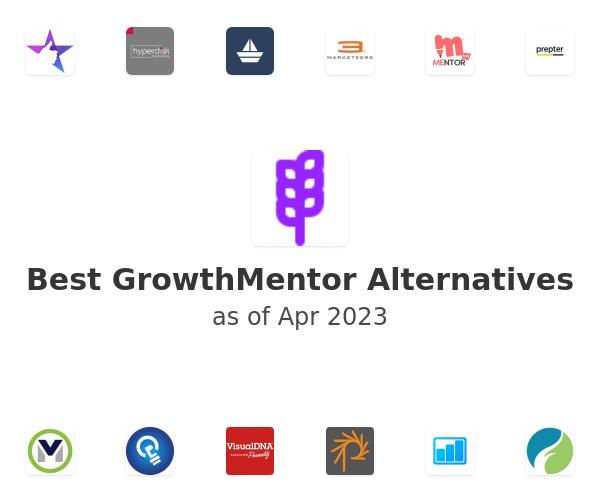Best GrowthMentor Alternatives