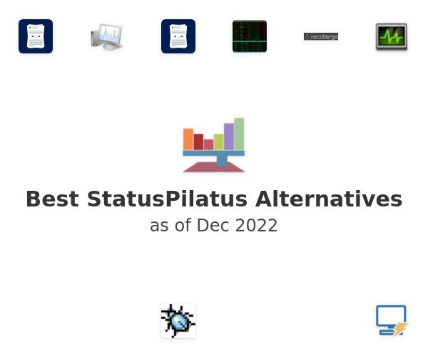 Best StatusPilatus Alternatives