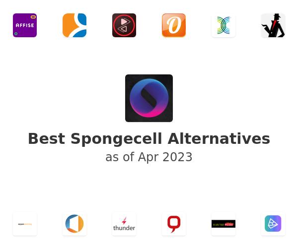 Best Spongecell Alternatives