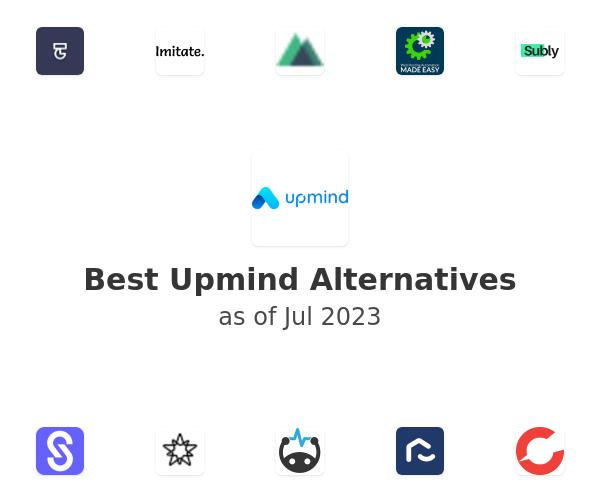 Best Upmind Alternatives