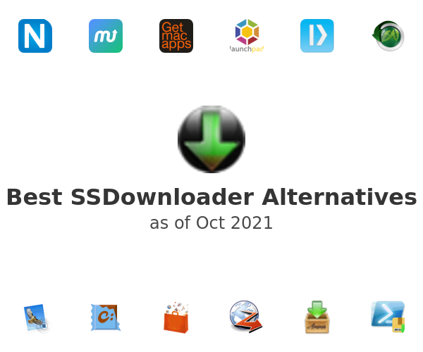 Best SSDownloader Alternatives