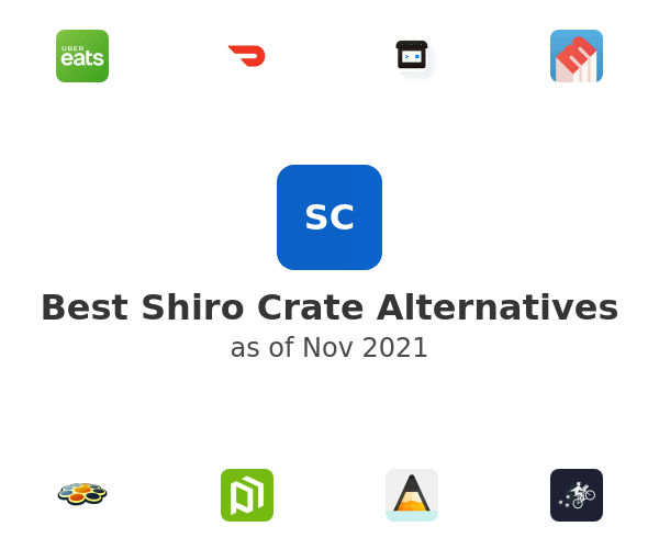 Best Shiro Crate Alternatives