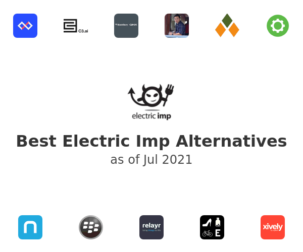 Best Electric Imp Alternatives
