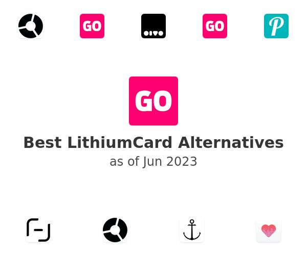 Best LithiumCard Alternatives
