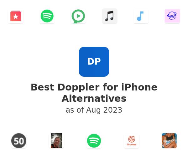 Best Doppler for iPhone Alternatives