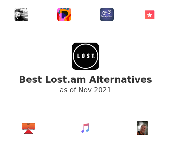 Best Lost Alternatives