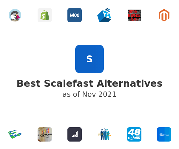 Best Scalefast Alternatives