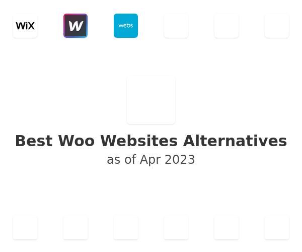 Best Woo Websites Alternatives