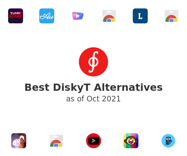 Best DiskyT Alternatives