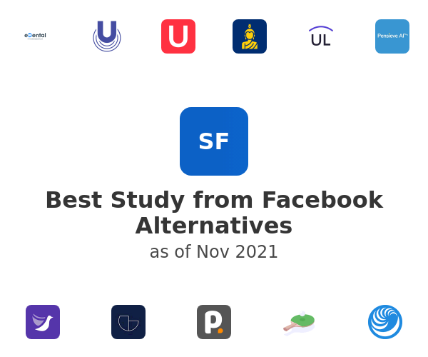 Best Study from Facebook Alternatives