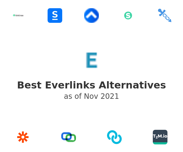 Best Everlinks Alternatives