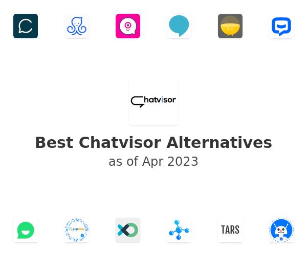 Best Chatvisor Alternatives
