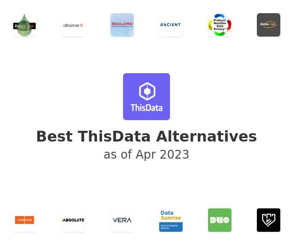 Best ThisData Alternatives