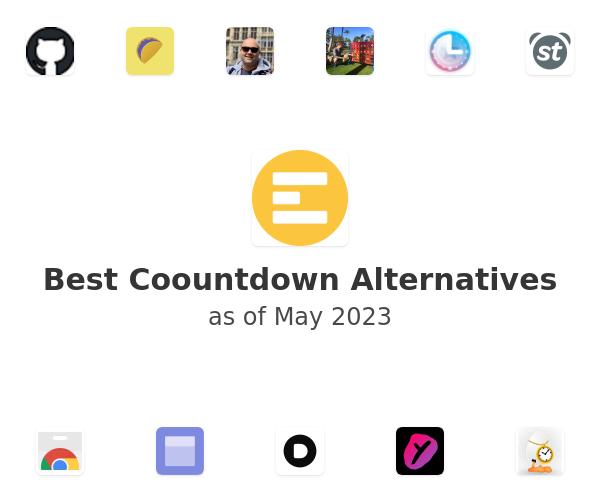 Best Coountdown Alternatives