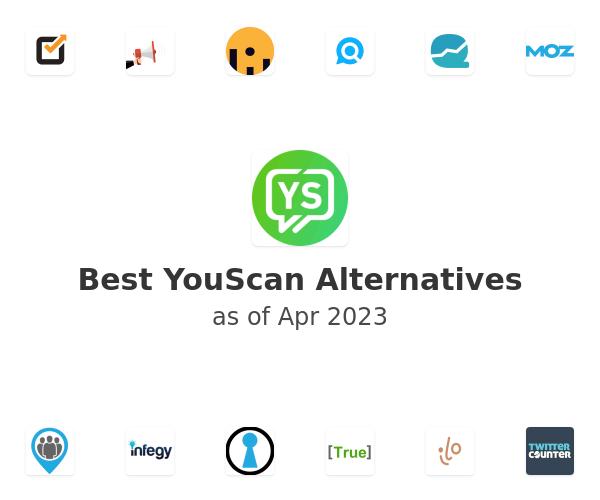 Best YouScan Alternatives