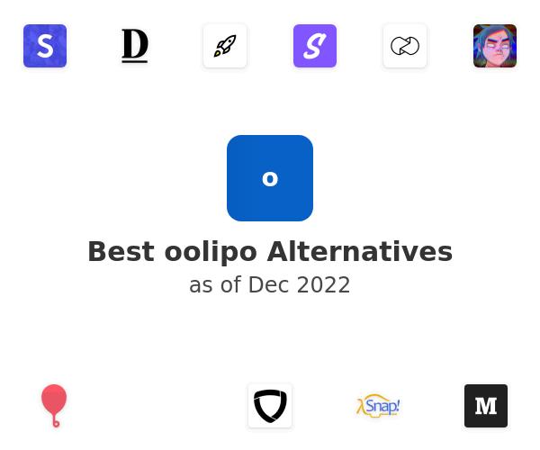 Best oolipo Alternatives