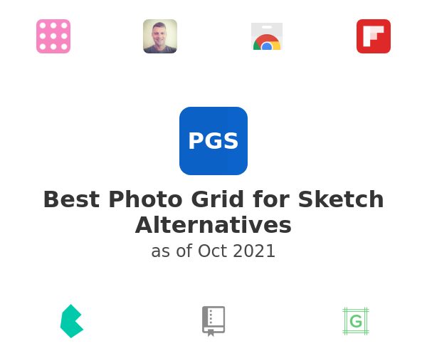 Best Photo Grid for Sketch Alternatives