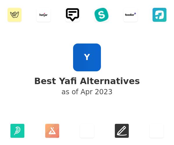 Best Yafi Alternatives