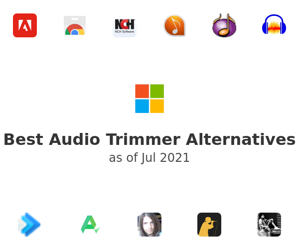 Best Audio Trimmer Alternatives