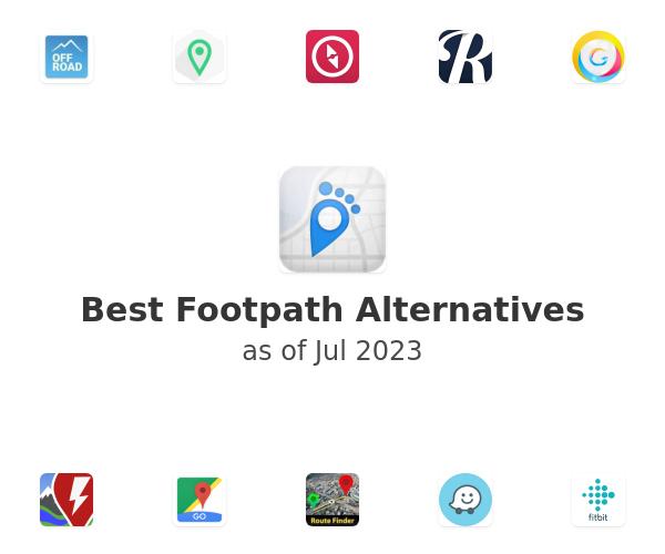 Best Footpath Alternatives