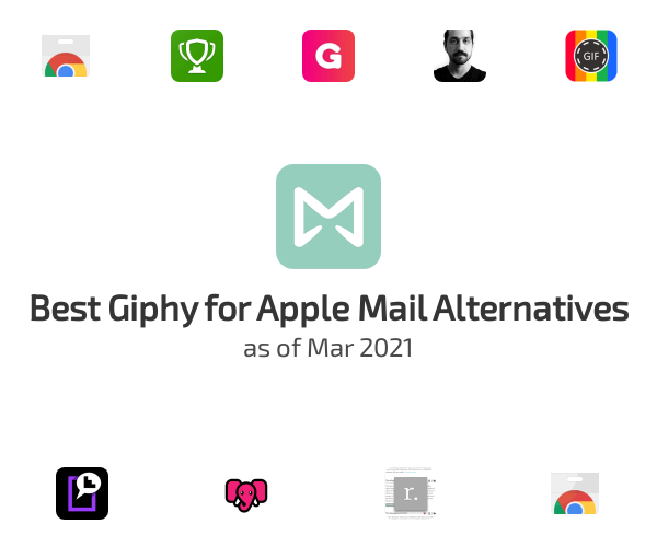 Best Giphy for Apple Mail Alternatives