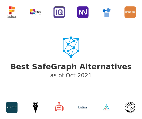 Best SafeGraph Alternatives