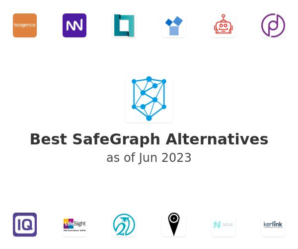 Best SafeGraph Alternatives