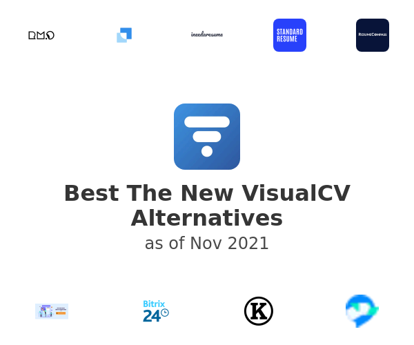 Best The New VisualCV Alternatives
