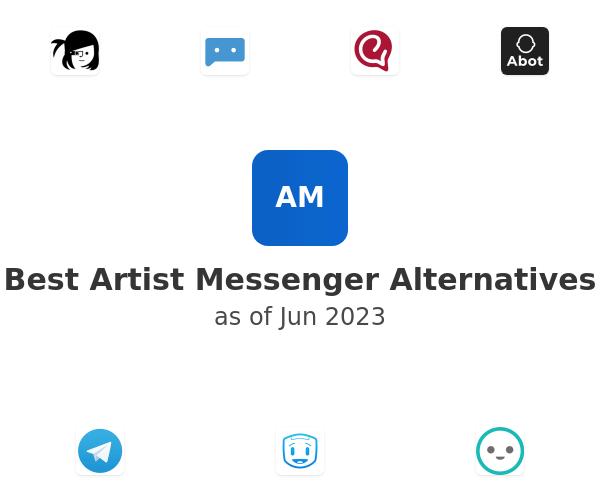 Best Artist Messenger Alternatives