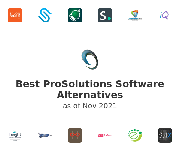 Best ProSolutions Software Alternatives