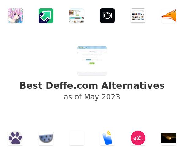 Best Deffe.com Alternatives