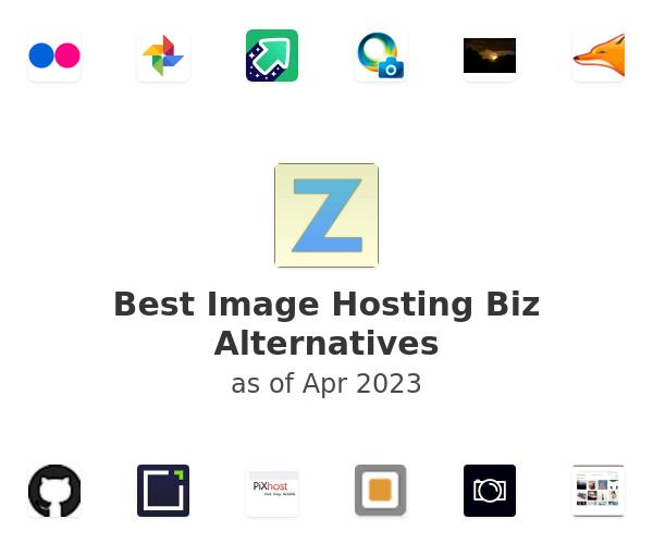 Best Image Hosting Biz Alternatives