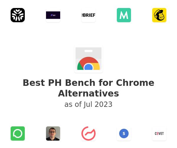 Best PH Bench for Chrome Alternatives