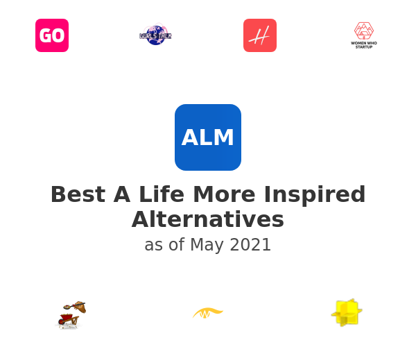 Best A Life More Inspired Alternatives
