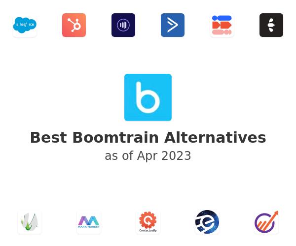Best Boomtrain Alternatives