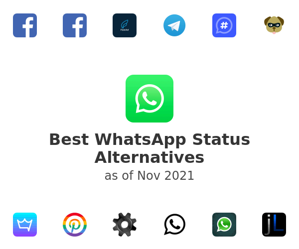 Best WhatsApp Status Alternatives