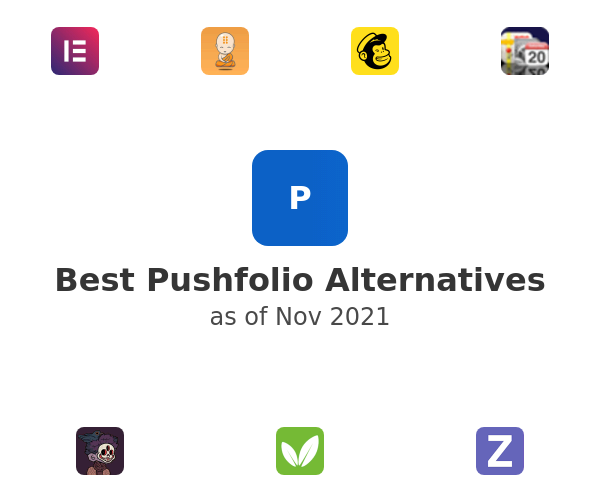 Best Pushfolio Alternatives