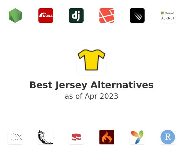 Best Jersey Alternatives
