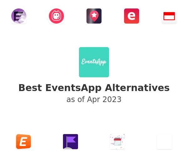 Best EventsApp Alternatives