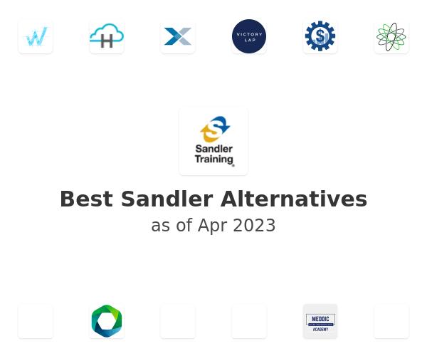 Best Sandler Training Alternatives