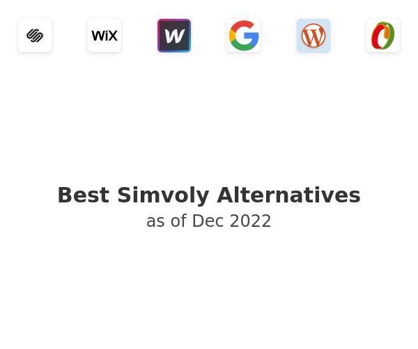 Best Simvoly Alternatives