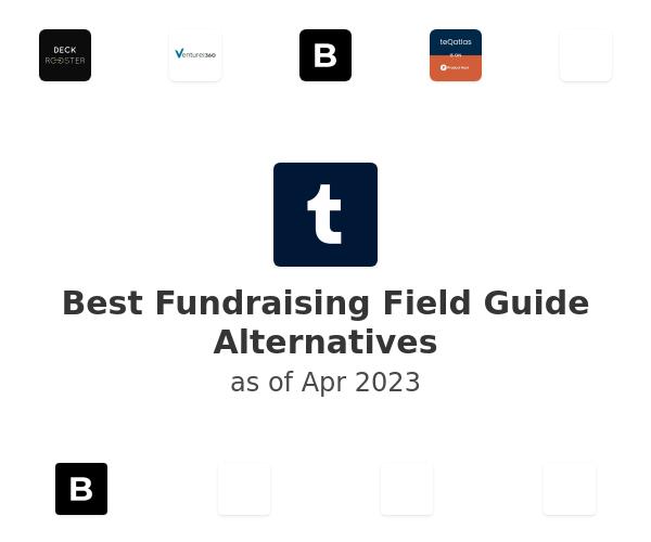 Best Fundraising Field Guide Alternatives
