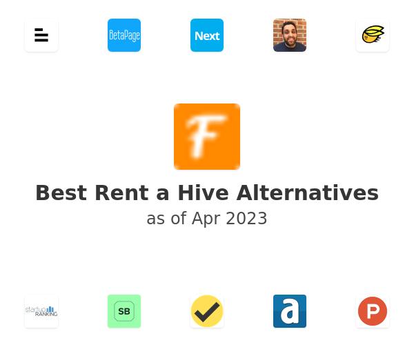 Best Rent a Hive Alternatives