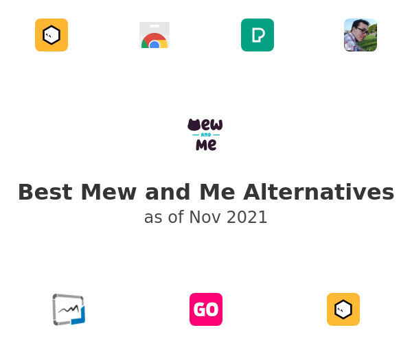 Best Mew and Me Alternatives