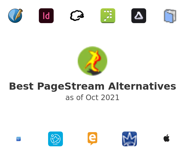 Best PageStream Alternatives