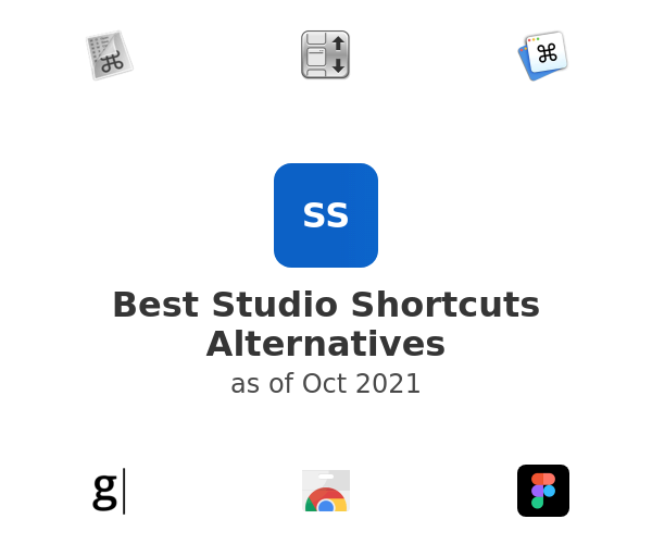Best Studio Shortcuts Alternatives